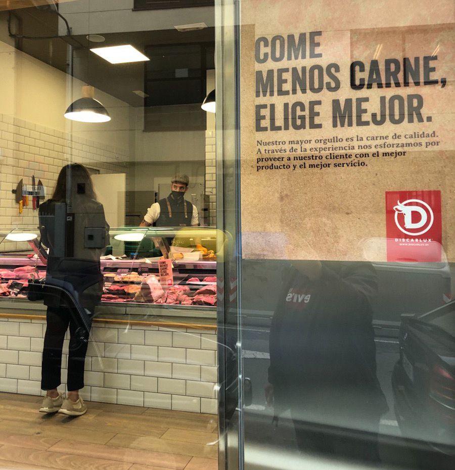 carne tienda