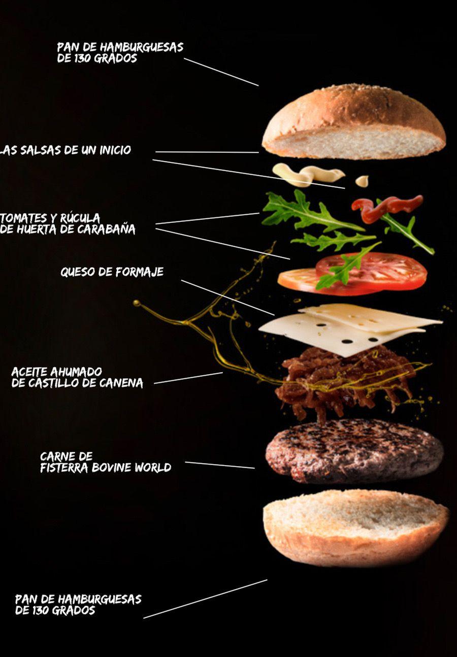 discarlux hamburguesa